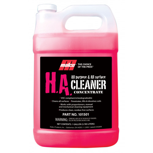 Malco H-A CLEANER (GENEL MAKSATLI TEMİZLEYİCİ) 3.78lt