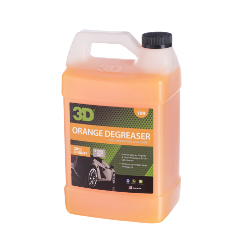 3D Orange Degreaser Cleaner - Agresif Temizleyici 3,79 Lt - Made in USA