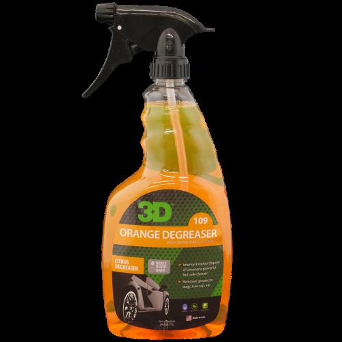3D Orange Degreaser Cleaner - Agresif Temizleyici 0,75 lt - Made in USA