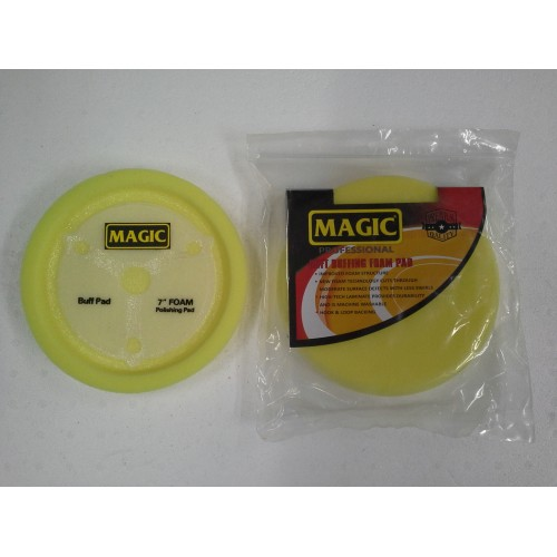 Magic 180mm Sarı İnce Pasta Süngeri