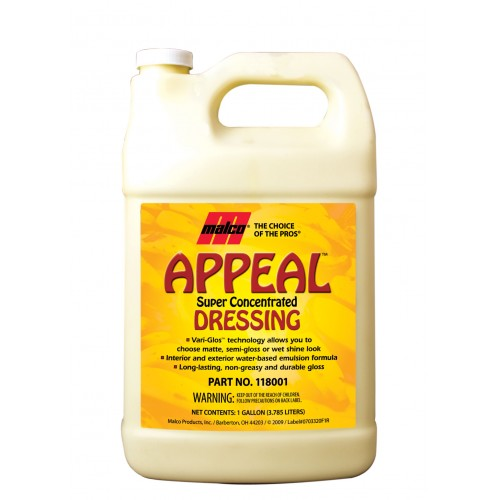 Malco Appeal Dressing 3.78 Lt