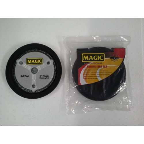 Magic 180mm Siyah Cila ve Wax Süngeri