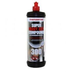Menzerna 300 Super Heavy Cut Compound - Ağır Çizik Giderici Pasta 1lt