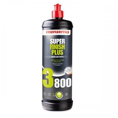 Menzerna 3800 Super Finish Plus- Hare Giderici Cila 1 Lt