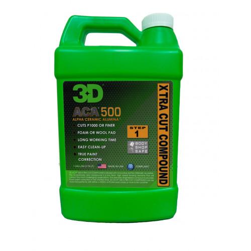 3D 500™ ACA X-TRA Cut Compound - Extreme Pasta 3.78 Litre