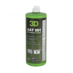 3D AAT 501  Rubbing Compound Çizik Giderici Pasta 1Litre 501OZ32