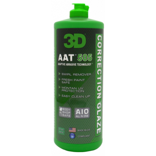 3D AAT 505 Correction Glaze - Pasta+ Cila 946 ml. 505OZ32