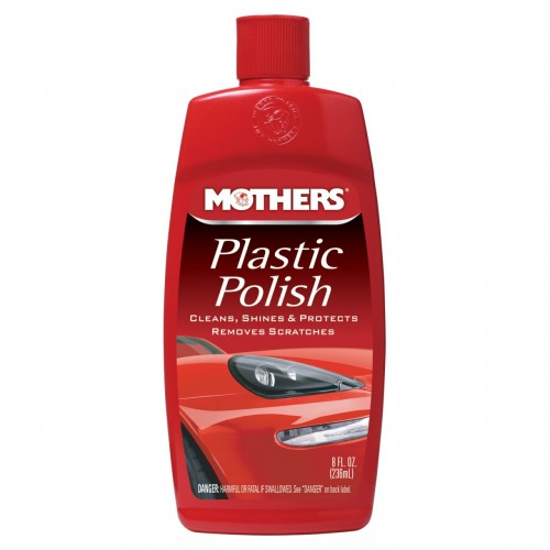 Mothers Plastic Polish ( Plastik Cilası ) 236 ml