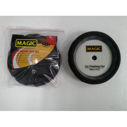 Magic 230mm Yumurta Taban Wax ve Cila Süngeri