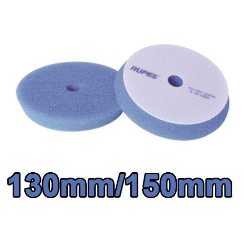 Rupes Mavi Kalın Pasta Süngeri 130/150 mm