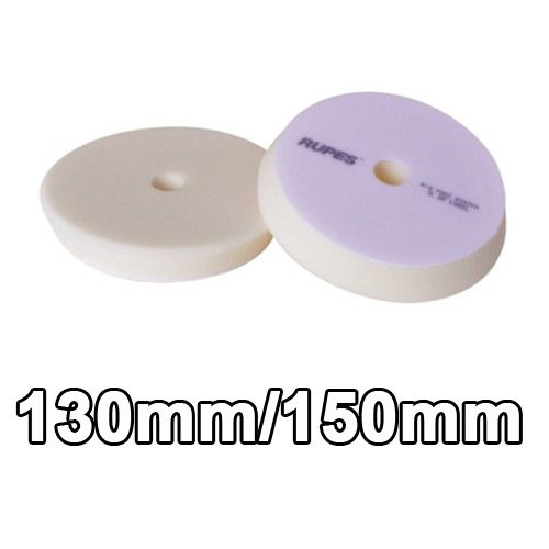 Rupes Beyaz İnce Cila Süngeri 130/150 mm
