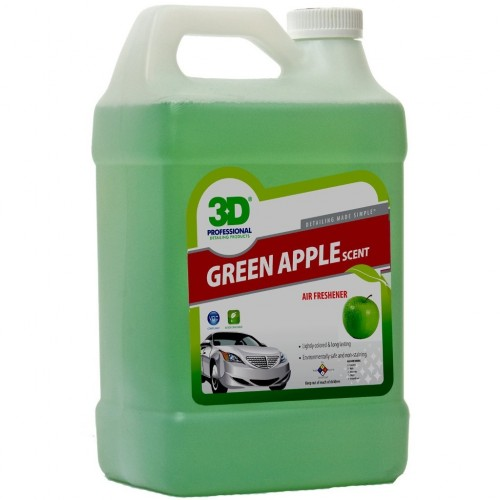BÖLÜNMÜŞ ÜRÜN 3D Green Apple Yeşil Elma Kokusu 400ml