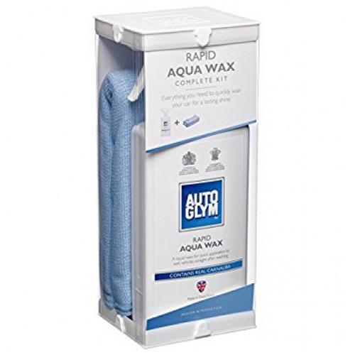Autoglym Aqua Wax Kit (Islak Cila Seti) 500ml