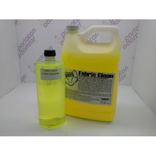 Chemical Guys Fabric Clean - Halı Kumaş Döşeme Temizlik Şampuanı + Koku Giderici 946 ml ( BÖLÜNMÜŞ ÜRÜN )