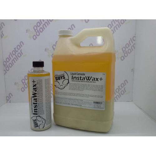 Chemical Guys Wax Instawax - Carnauba Mumlu Geliştirilmiş Sprey Wax Instawax 0.47 Lt ( BÖLÜNMÜŞ ÜRÜN )