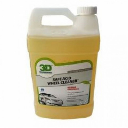 BÖLÜNMÜŞ ÜRÜN 3D Safe Acid Wheeland Rim Cleaner 400ml