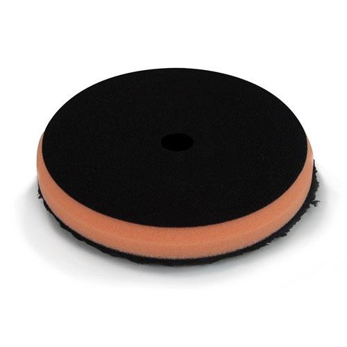 Chemical Guys Black Optics Microfiber Orange Cutting Pad 4 inç - 10.16 cm Mikrofiber Pasta Ped