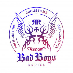 BadBoys Ceramic Wax Tutti Frutti 100 ml + Wax Applicator + Microfiber Bez + Özel Bad Boys Logolu Ahşap Saklama Kutusu