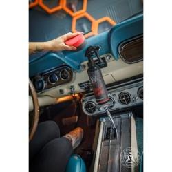 BadBoys Interior Dressing Cola Kokulu Torpido ve İç Plastik Bakım Koruma 500ml + Canyon Spey Başlık