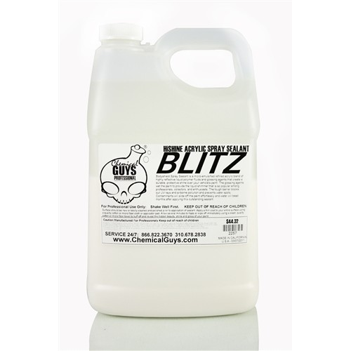 Chemical Guys BLITZ - Akrilik Sprey Boya Koruyucu 3.78 lt