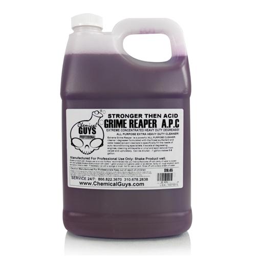 Chemical Guys  Grime Reaper - Ağır Leke Sökücü ve Temizleyici. 3.78 Litre