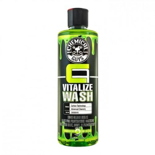 Chemical Guys  Vitalize Wash - Seramik Kaplamalı Araçlar İçin Koruyucu Şampuan 473 ml