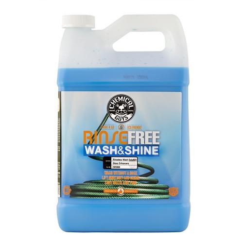 Chemical Guys Rinse Free Wash Durulamasız Yıkama Şampuanı 3,78 litre