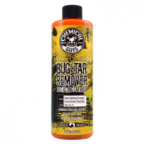 Chemical Guys  Bug & Tar Remover - Böcek & Zift çıkarıcı güçlü şampuan  - 473 ml