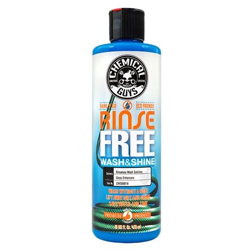 Chemical Guys Rinse Free Wash - Durulamadan Yıkama - 473ml