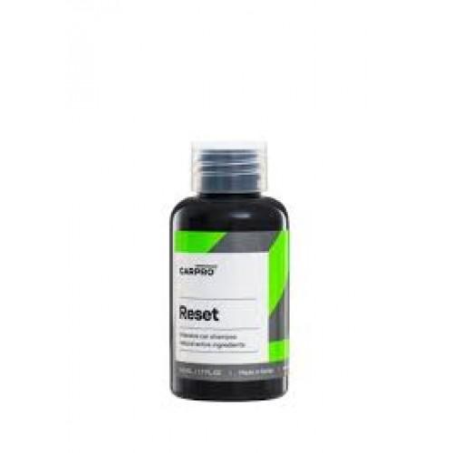 CarPro Reset – Seramikli Araç için Ph Nötr Şampuan – 50ml