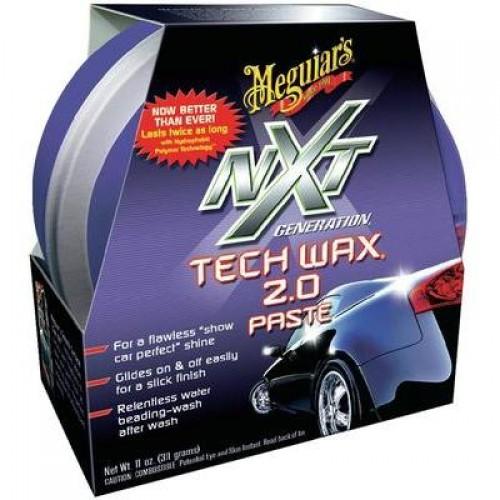 Meguiars Nxt Tech Wax 2.0 Paste - Su Tutmayan Boya Koruyucu Katı Wax 311gr