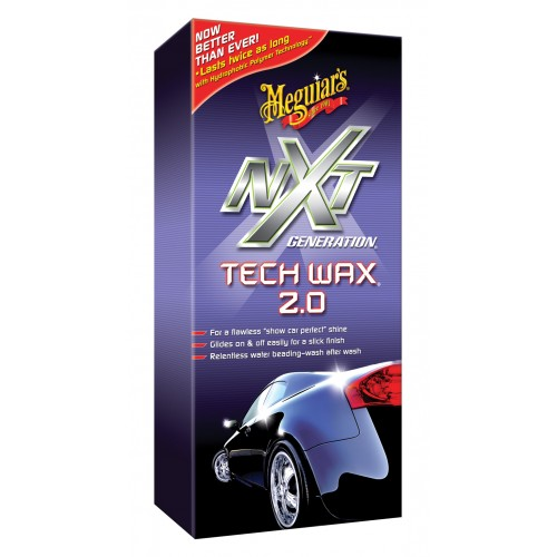 Meguiars Nxt Generation Tech Wax 2.0 - Boya Koruyucu Cila 532ml
