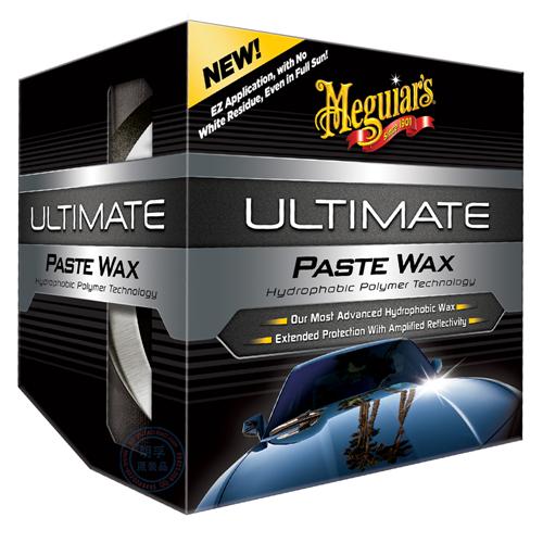 Meguiars Ultimate Paste Wax -  Su Tutmayan Katı Wax 311gr