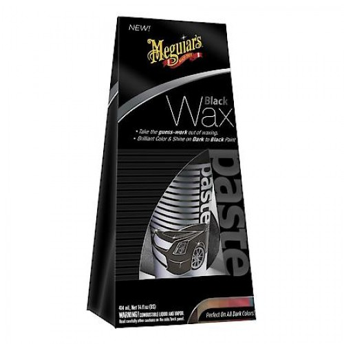 Meguiars Black Dark -  Wax - Siyah Cila 198g