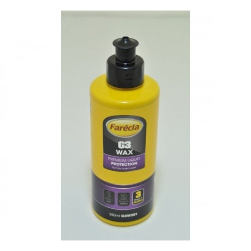 Farecla Wax Polish 250 Ml