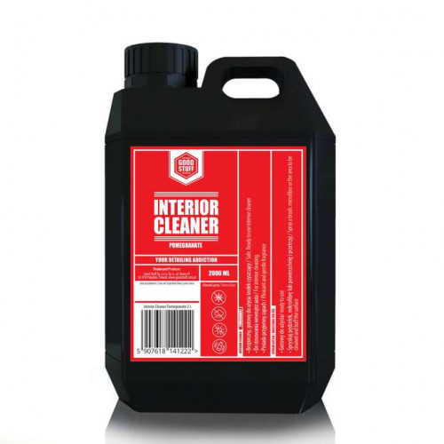Good Stuff Interior Cleaner Pomegranate  – Nar Kokulu Torpido Bakalit Temizlik - 2 Litre