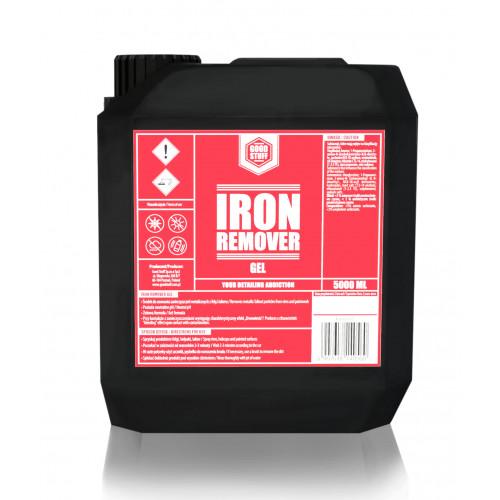 Good Stuff Iron Remover Gel – Ph Nötr Demir Tozu Sökücü ve Jant Temizleme Jeli - 5 Litre