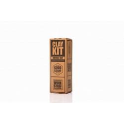 GOOD STUFF CLAY KIT – Kil Seti - 50gr Kil ve 250ml Kil Sıvısı