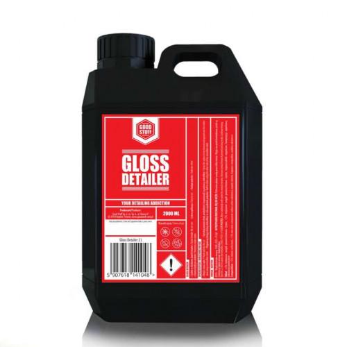 Good Stuff Gloss Detailer – Parlak Hidrofobik Hızlı Cila - 2 Litre