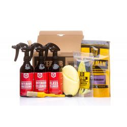 Good Stuff INTERIOR KIT – Araç İç ve Cam Temizlik - Bakım Seti – 7 Parça Ürün