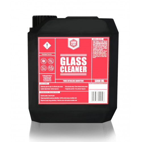 Good Stuff Glass Cleaner – Cam Temizleme Sıvısı - 5 Litre