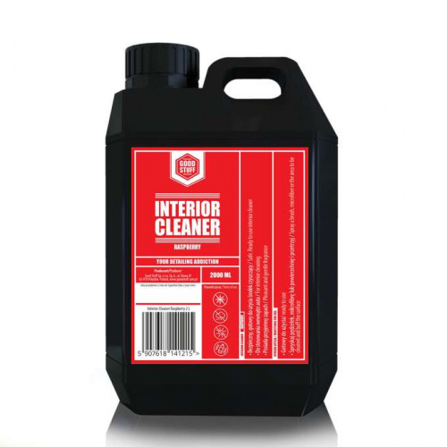 Good Stuff Interior Cleaner Raspberry  – Ahududu Kokulu Genel Temizlik - 2 Litre