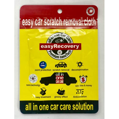 Easy Car Scratch Removal Cloth - İnce Çizik Çıkarıcı Pastalı Keçe