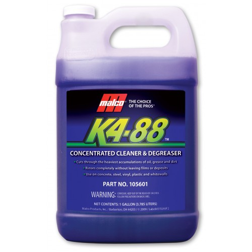 Malco KA-88 Super Duty  Degreaser  3.78 Lt