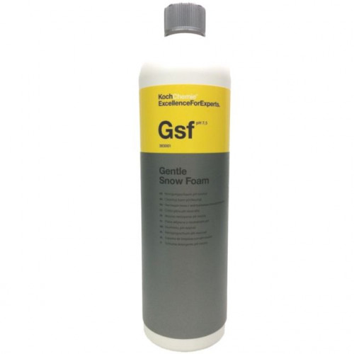 Koch Chemie GSF Gentle Snow Foam - Ph Nötr Köpük 1lt