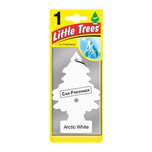 Little Trees Arctic White Buz Beyazı
