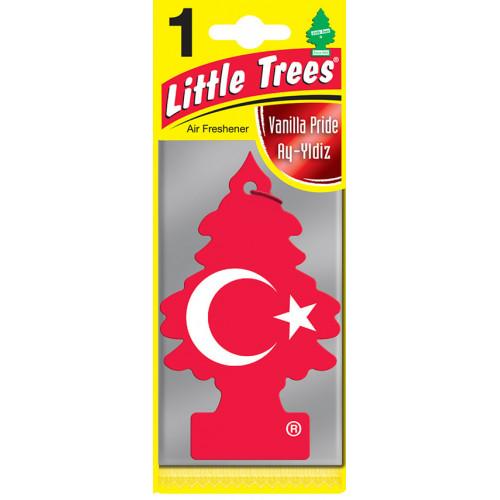 Little Trees Vanilla Pride Araç Kokusu Ay Yıldızlı
