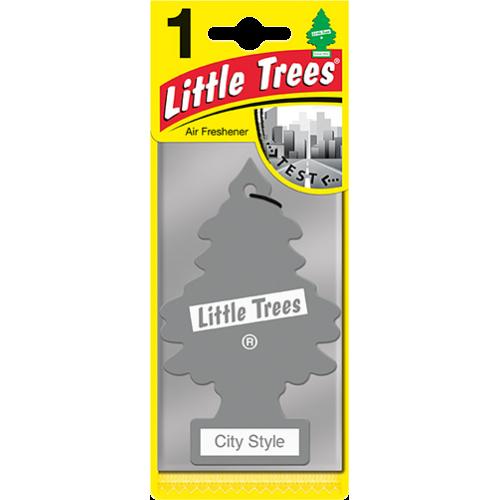 Little Trees City Style Şehir Stili