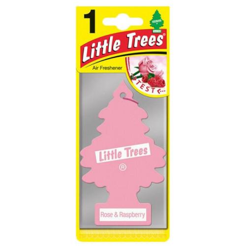 Little Trees Rose & Raspberry Gül Ve Ahududu Kokusu