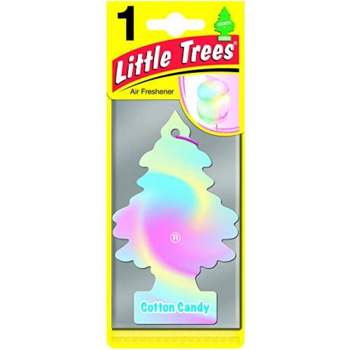 Little Trees Cotton Candy - Pamuk Şeker Kokusu Askı Koku